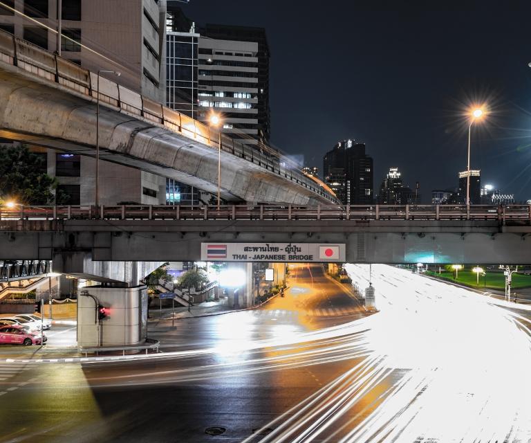 Galerie: Bangkok