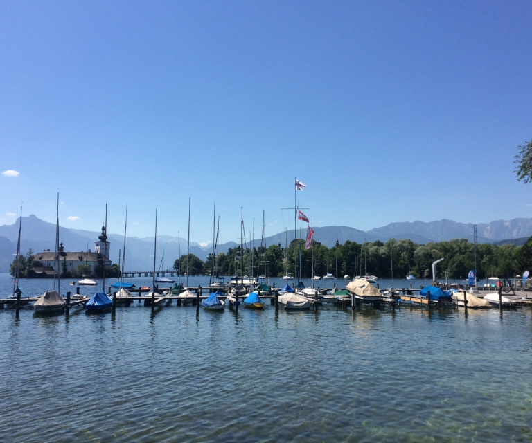 Galerie: Traunsee
