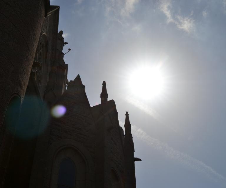 Kirche Tibidabo