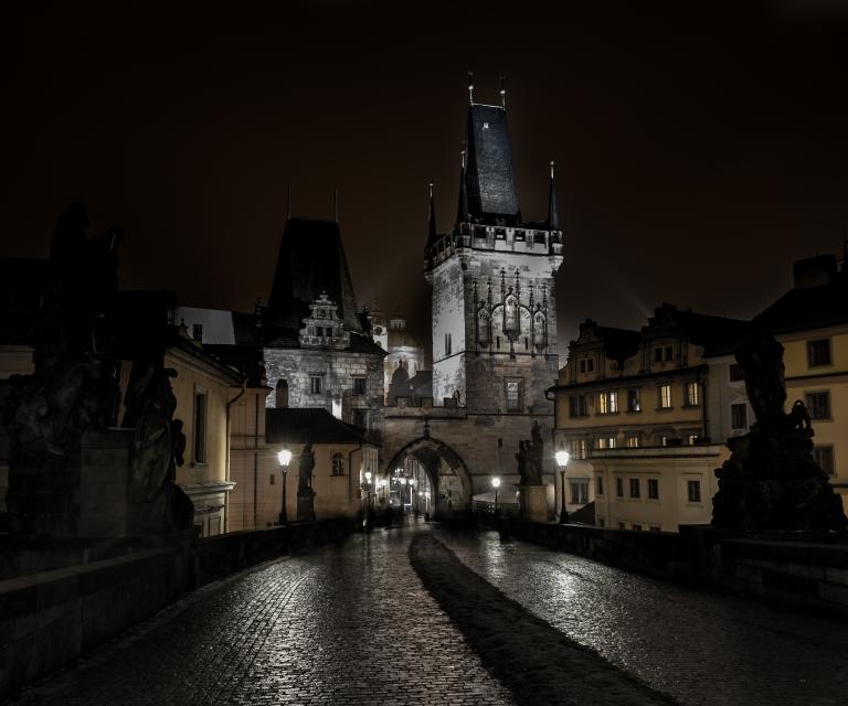 Galerie: Prag