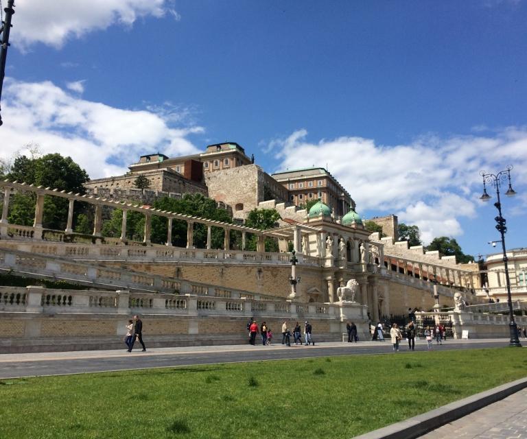Der Burgpalast